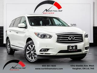 Used 2015 Infiniti QX60 7 Passenger|Navigation|360 Camera|Heated Leather|Pwr Trunk for sale in Vaughan, ON