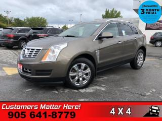 Used 2015 Cadillac SRX Luxury  AWD NAV PANO CW LD BS CAM BOSE for sale in St. Catharines, ON