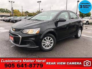 Used 2018 Chevrolet Sonic LT  HTD-SEATS 7