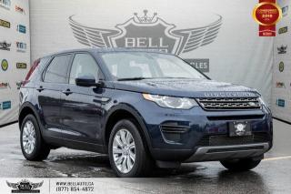 Used 2016 Land Rover Discovery Sport SE, NO ACCIDENT, AWD, NAVI, PANO ROOF, SENSORS for sale in Toronto, ON