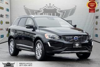 Used 2015 Volvo XC60 T5 Platinum, AWD, NO ACCIDENT, NAVI, BACK-UP CAM, SENSORS for sale in Toronto, ON