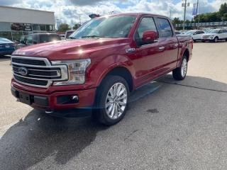 Used 2019 Ford F-150 Limited   - Bed Liner for sale in Woodstock, ON