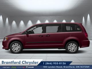 Used 2019 Dodge Grand Caravan 35th Anniversary  - $217 B/W for sale in Brantford, ON