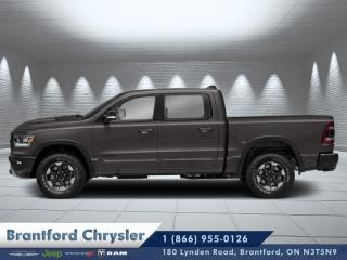Used 2020 RAM 1500 Sport  - Uconnect for sale in Brantford, ON