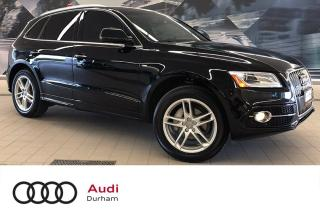 Used 2016 Audi Q5 2.0T Progressiv + Nav | S-Line | Rear Cam for sale in Whitby, ON