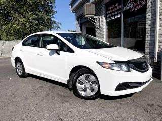 Used 2015 Honda Civic LX 4 portes, boîte automatique for sale in Longueuil, QC