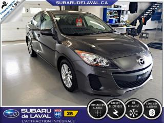 Used 2012 Mazda MAZDA3 GX BERLINE for sale in Laval, QC