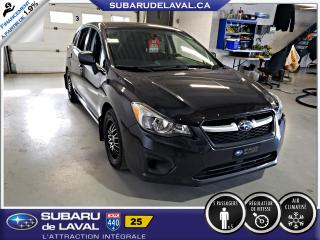 Used 2013 Subaru Impreza 2.0i Awd Hatchback for sale in Laval, QC