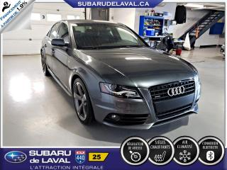 Used 2011 Audi A4 2.0T Quattro 30th Anniversaire for sale in Laval, QC