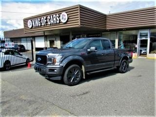 Used 2018 Ford F-150 FX4 - Ecoboost for sale in Langley, BC