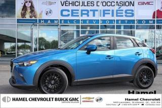 Used 2016 Mazda CX-3 GX for sale in St-Léonard, QC