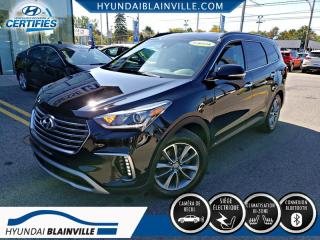 Used 2019 Hyundai Santa Fe XL AWD Preferred 7 PASSAGERS, APPLE CARPLAY for sale in Blainville, QC