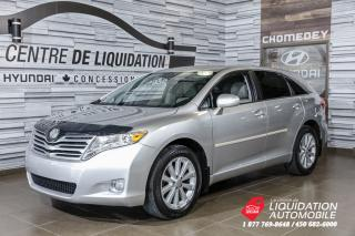 Used 2011 Toyota Venza AWD for sale in Laval, QC