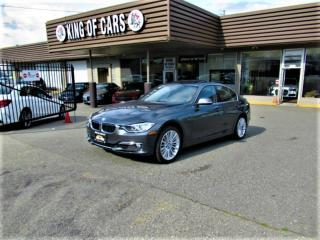 Used 2015 BMW 3 Series 328i xDrive for sale in Langley, BC