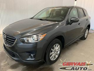 Used 2016 Mazda CX-5 GS AWD 2.5 GPS Mags Toit ouvrant Caméra de recul for sale in Trois-Rivières, QC
