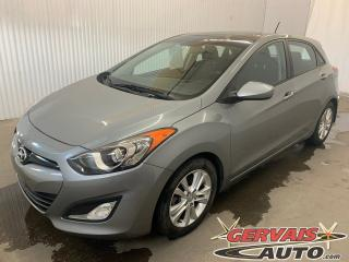 Used 2014 Hyundai Elantra GT GLS Mags Toit panoramique Bluetooth A/C for sale in Trois-Rivières, QC