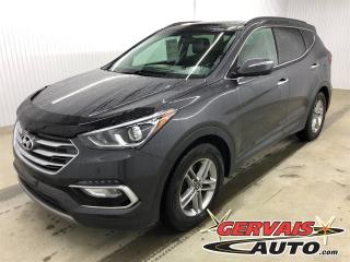 Used 2017 Hyundai Santa Fe Sport SE AWD MAGS CUIR TOIT PANORAMIQUE CAMÉRA DE RECUL for sale in Trois-Rivières, QC