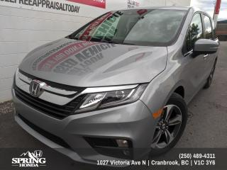 Used 2020 Honda Odyssey $274 BI-WEEKLY - $0 DOWN for sale in Cranbrook, BC