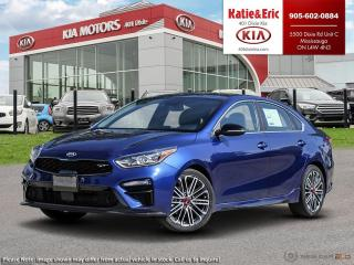 Used 2020 Kia Forte GT for sale in Mississauga, ON