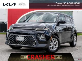 Used 2020 Kia Soul EX CPO / 2 Year Maintenance  / 2.99% FINANCING for sale in Mississauga, ON