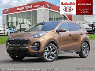 Used 2020 Kia Sportage EX for sale in Mississauga, ON