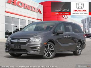 New 2020 Honda Odyssey Touring TOURING for sale in Cambridge, ON