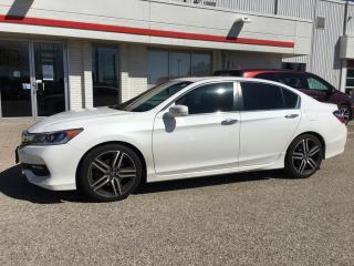Used 2016 Honda Accord Sport Sold Pending Customer Pick Up...Bluetooth, Back Up Camera, Heated Seats and more! for sale in Waterloo, ON