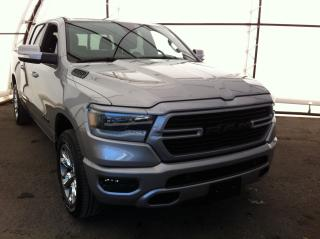Used 2019 RAM 1500 Rebel FACTORY REMOTE AUTO STARTER, HEATED FRONT SEATS/STEERING WHEEL, FRONT AND REAR PARK SENSE, for sale in Ottawa, ON