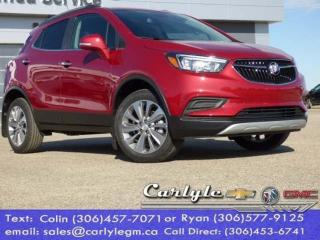 Used 2019 Buick Encore Turbo, Leatherette/ Clth for sale in Carlyle, SK
