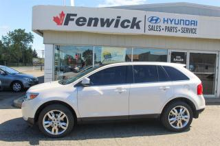 Used 2011 Ford Edge Limited 4D Utility AWD for sale in Sarnia, ON