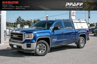 Used 2014 GMC Sierra 1500 SLE Crew Cab Short Box 4WD 3SA for sale in Orangeville, ON