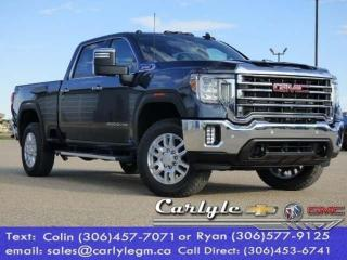 New 2020 GMC Sierra 2500 HD SLT for sale in Carlyle, SK