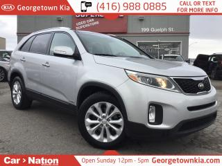 Used 2014 Kia Sorento EX V6+   PANO SUNROOF   LOW KMS   LEATHER   for sale in Georgetown, ON