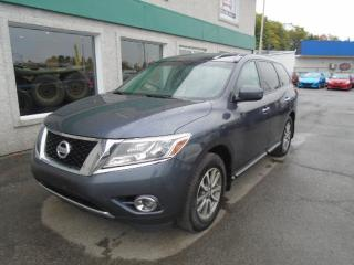 Used 2013 Nissan Pathfinder 2 roues motrices 4 portes S for sale in St-Jérôme, QC
