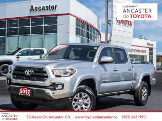 Used 2017 Toyota Tacoma SR5 - BLUETOOTH|BACKUP CAMERA|HEATED SEATS for sale in Ancaster, ON