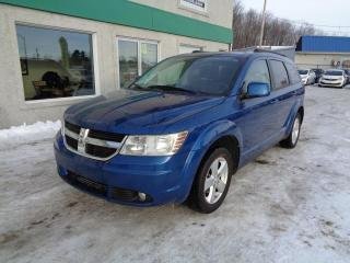 Used 2010 Dodge Journey Traction avant 4 portes, SXT for sale in St-Jérôme, QC