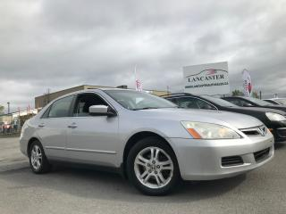 Used 2006 Honda Accord Sdn SE for sale in Ottawa, ON