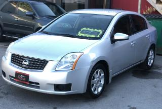 Used 2007 Nissan Sentra 2.0,2.0 for sale in Midland, ON