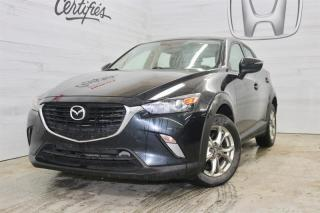 Used 2017 Mazda CX-3 GS AWD for sale in Blainville, QC