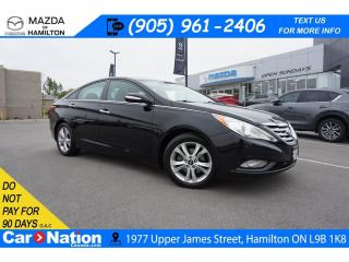 Used 2011 Hyundai Sonata LIMITED | LEATHER | SUNROOF | XM RADIO for sale in Hamilton, ON