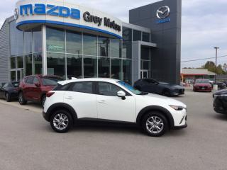 Used 2017 Mazda CX-3 GS for sale in Owen Sound, ON