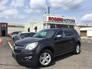 Used 2015 Chevrolet Equinox 2LT - LEATHER - SUNROOF - REVERSE CAM for sale in Oakville, ON