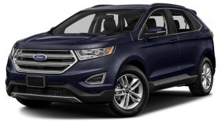 Used 2016 Ford Edge SEL for sale in Midland, ON