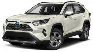 Used 2019 Toyota RAV4 Hybrid Limited for sale in Etobicoke, ON
