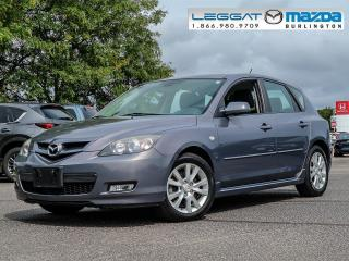 Used 2008 Mazda MAZDA3 GS- AUTOMATIC, A/C, 2.3L for sale in Burlington, ON