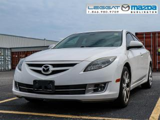 Used 2009 Mazda MAZDA6 GT- LEATHER, MOONROOF, BOSE, BLUETOOTH, V6 for sale in Burlington, ON