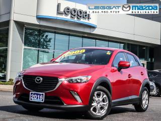 Used 2016 Mazda CX-3 GS for sale in Burlington, ON