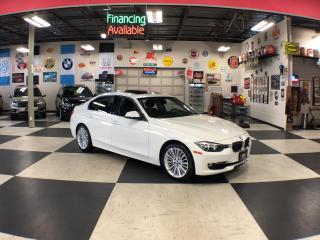 Used 2015 BMW 3 Series 320I X DRIVE LUXURY NAVI PREMIUM PKG AUT0 SUNROOF 74K for sale in North York, ON