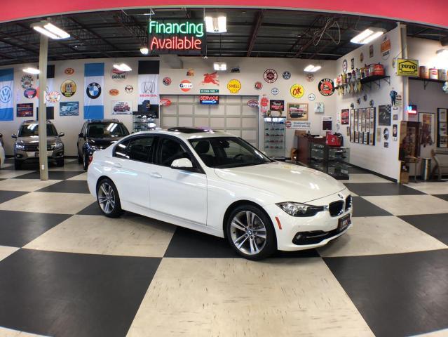 2015 BMW 3 Series 320I X DRIVE SPORT   PREMIUM PKG AUT0 SUNROOF 85K