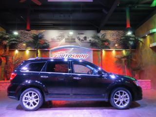 Used 2018 Dodge Journey GT AWD - S.Roof, Nav, Htd Lthr, DVD!! for sale in Winnipeg, MB